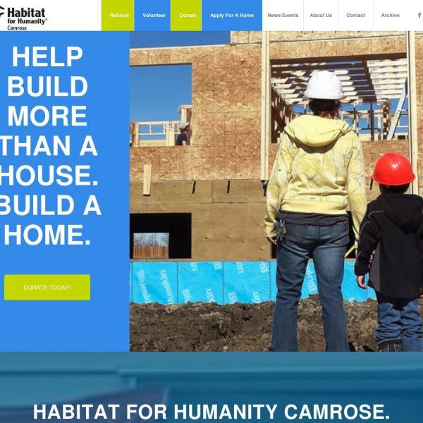 Habitat Camrose